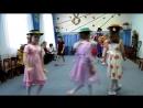 8 Марта 2013 в саду - Танец в шляпках