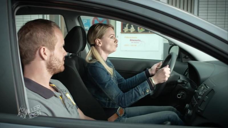 Fahrprüfung - Knallerfrauen mit Martina Hill UT