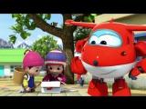 Супер Крылья- Джетт и его друзья - 1 серия - Мультфильм про самолеты (Super Wings на русском)