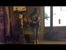 Кавер на гитаре Майкл Джексон (Уличный музыкант, Питер)