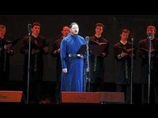 'Да исправится молитва моя' П.Г. Чесноков - хор Валаамского монастыря и иеромонах Фотий