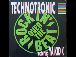 Technotronic - Rockin' Over The Beat (Aca In Out) (1990)