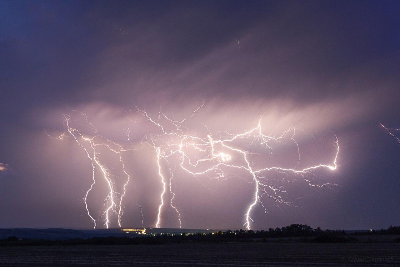 В Таганроге в очередной раз объявлено штормовое предупреждение
