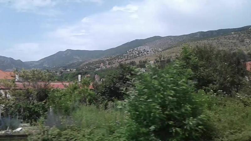Захоплюючий заїзд у Албанію зі сторони Македонії