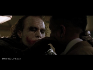 Why So Serious - The Dark Knight (2-9) Movie CLIP (2008) HD.mp4