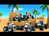 Вспыш_09_Командная гонка пикапов (Team Truck Challenge)