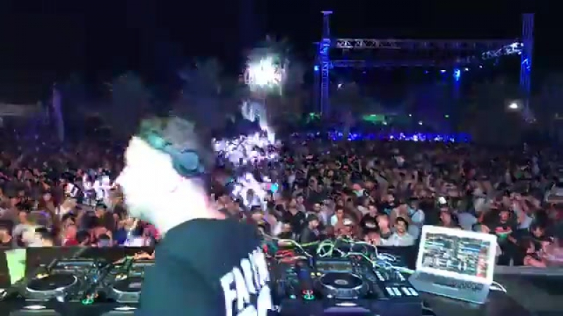 Nic Fanciulli-Live from Weekend Beach, Malaga