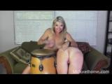 BONGOS and BEWBS! Hot MILFS Vicky Vette &amp Charlee! vk.comcapfull