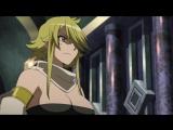 Смерть Леон (момент из аниме Akame ga Kiru)