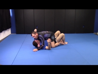 Dean lister - neck crank from side control