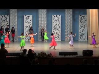 7)Ритм Dance 2017 - С 9-30 до 12-00 - 5.02.2017 (Набережные Челны)
