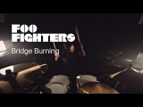 Foo Fighters - Bridge Burning (drum cover by Vicky Fates)
