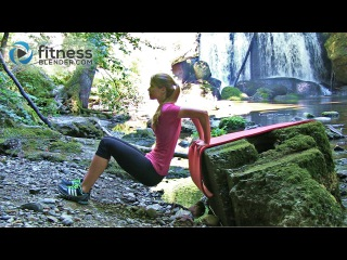 Bodyweight Upper Body Workout - At Home Upper Body Workout for Lean Muscles with No Equipment