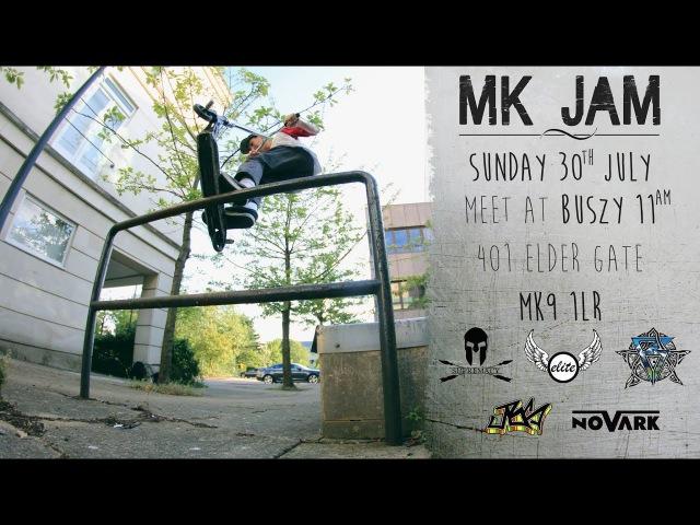 MK Jam - The Spots (30th July)