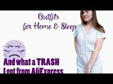 Cheap clothes for HOME & SLEEP| What a terrible stuff you can get from Aliexpress