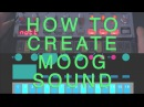 Korg Volca Bass Tutorial MOOG SOUND CREATION Free Preset