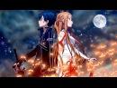 [AMV] SAO: Kirito and Asuna Crazy In Love/Кирито и Асуна Схожу сума в любви