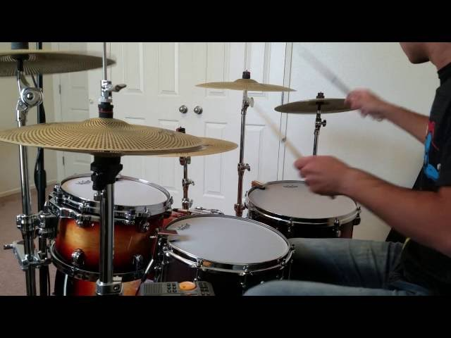 Remo Silentstroke Heads and Zildjian L80 Low Volume Cymbals Review on Tama Starclassic Performer B/B