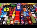 Хот Вилс Машинки Коллекция Мультики про Игрушки для Детей #2