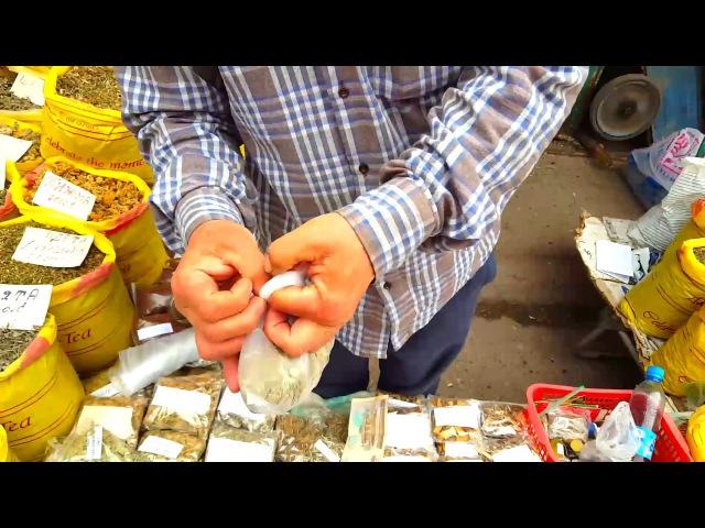 ПАРАЗИТЫ! Восточный рецепт от глистов травника Шухрата.