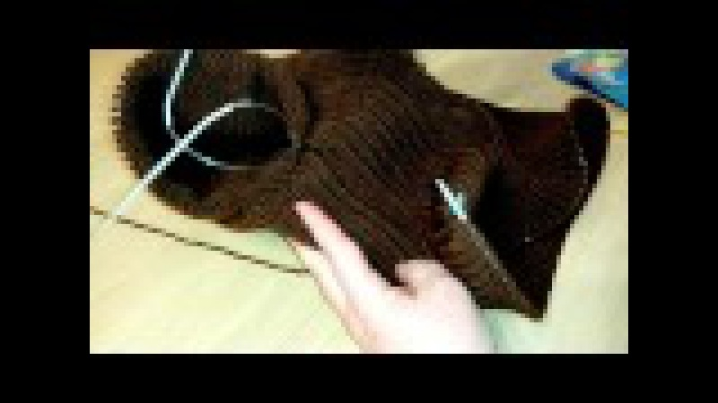 Мужской пуловер из Alize lanagold classic регланом сверху Часть 2 основное полотно переда