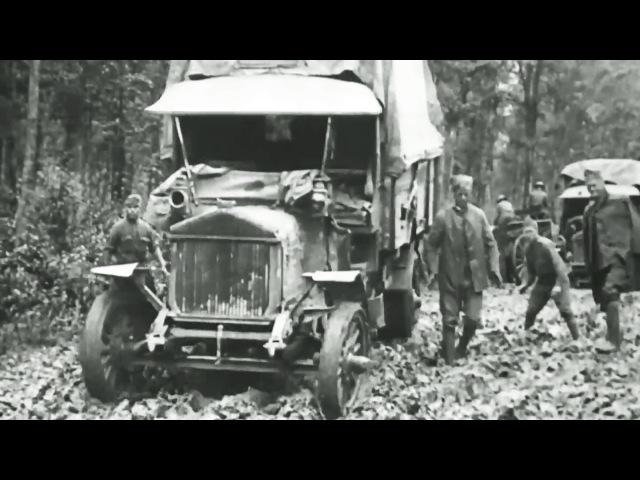 WWI Highlights Shots of the World War 1917-1918 (~ 1921) US Army First World War