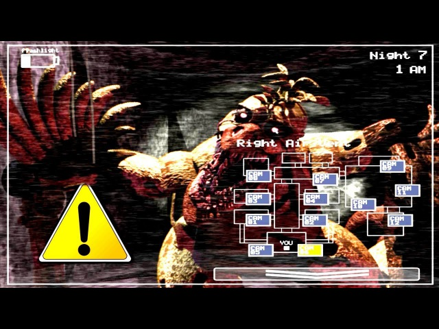 TWISTED CHICA JUMPSCARE!! | Five Nights at Freddy's 2 Mod | IULITM