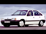 Opel Kadett CS 5 door E 1989 90