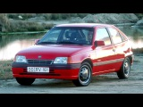 Opel Kadett Frisco 3 door E 1990 91