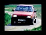 Opel Kadett LS 3 door E 1984 89