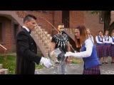 Пацанки: Аня делает селфи с пауком