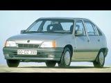 Opel Kadett LS 5 door E 1989 91
