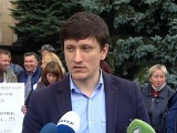Коллега Булаха Дмитрий Дробот о нападении на депутата