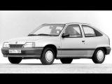 Opel Kadett LS 3 door E 1989 91
