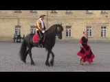 Пацанки: Аня танцует фламенко