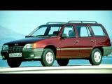 Opel Kadett Caravan GLS E 1984 87