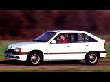 Opel Kadett GT 5 door E 1989 90