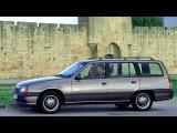 Opel Kadett Caravan Club Special E 09 1990 08 1991