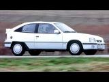 Opel Kadett GSi 16V 3 door E 1988 91