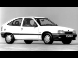 Opel Kadett CS 3 door E 1989 90