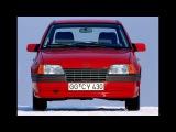 Opel Kadett GT 3 door E 1986 89