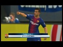 Barcelona vs Juventus | Coutinho 2 Free Kick Goals | Gameplay PES 2017 (UEFA Champions League 2017)