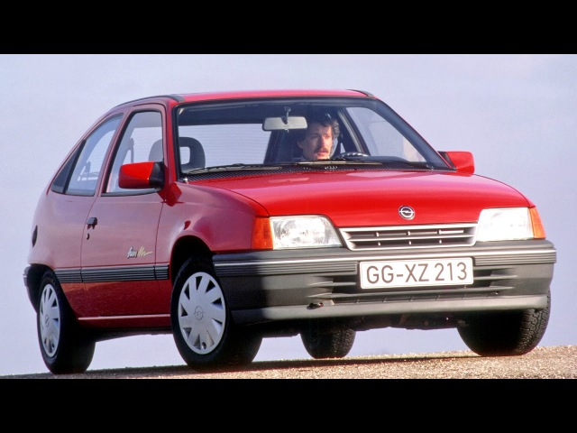 Opel Kadett Fun 3 door E 1990 91