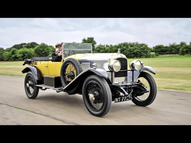 Vauxhall OE Type 3098 Velox Tourer 1926 27