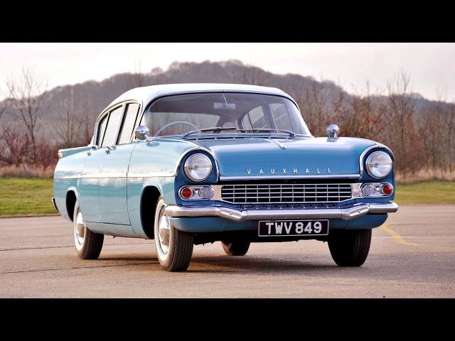 Vauxhall Velox 4 door Saloon PA S 1957 10 1959