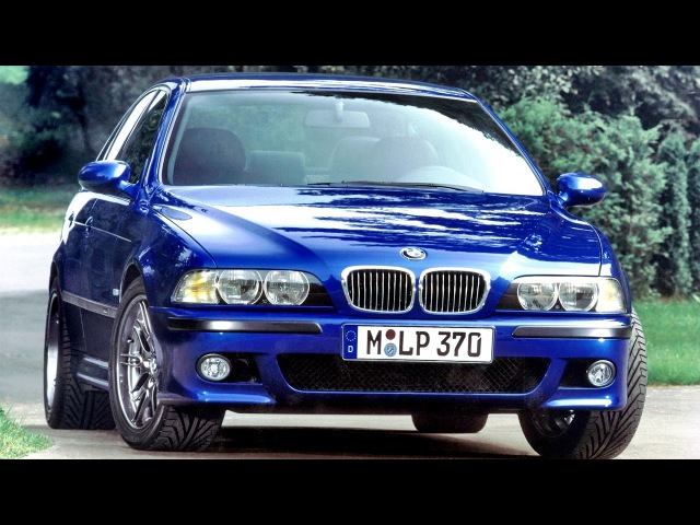 BMW M5 Worldwide E39 10 1998 06 2003