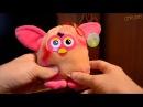 Обзор игрушек, которые достал из автомата: Пингвин , Часы , Фёрби бум, Полумесяц.