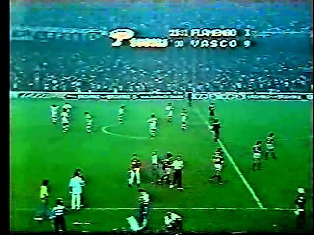 Flamengo 2 x 0 Vasco da Gama (01/07/1992) Jogo completo