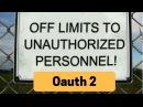 Angular 2 Oauth 2 authorization using NodeJS
