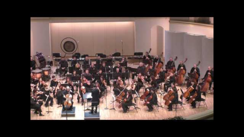 E. Elgar. Concerto for Cello and Orchestra Torleif Thedéen (Cello, Sweden) Conductor - Rossen Gergov
